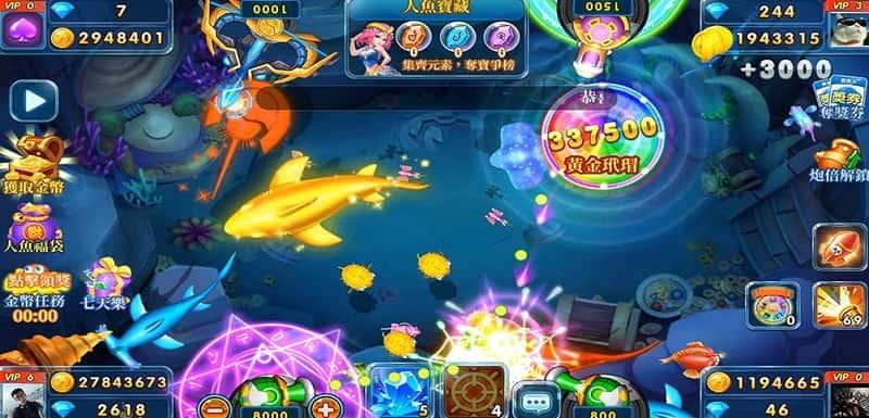 Game bắn cá Fishing Casino