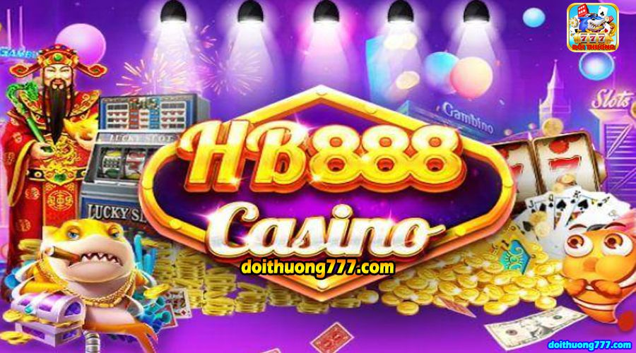 Cổng game HB888