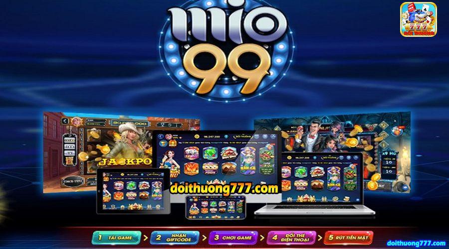 Cổng game Mio99 Vin