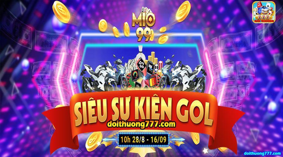 Khuyến mãi Mio99