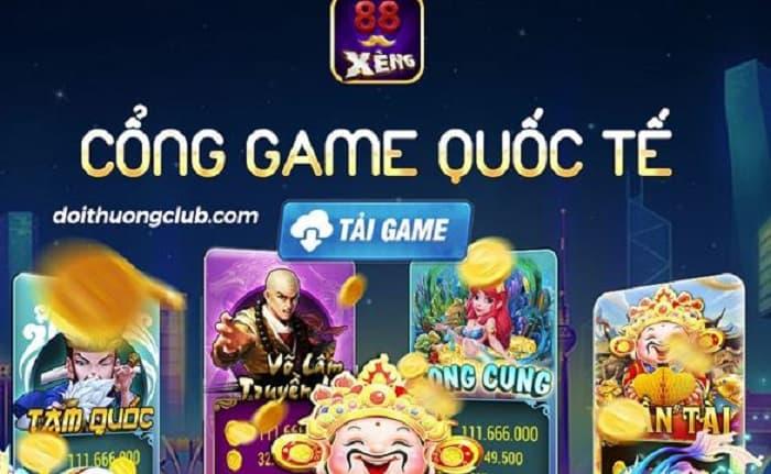 Tải game xeng88 club